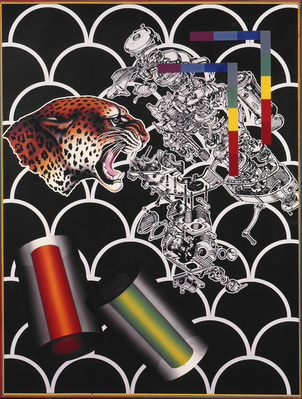 The Leopard, 1969-70 By Peter Phillips