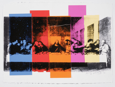 The Last Supper, 1986 By Andy Warhol