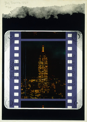 Clip-O-Matic: Empire State Building, 1967