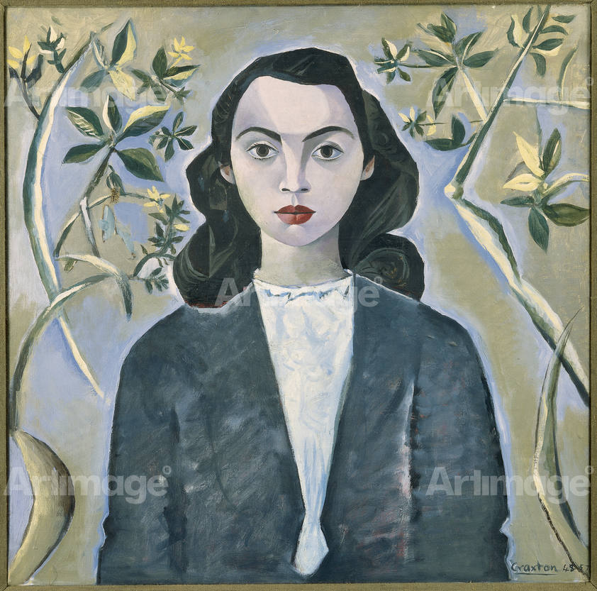 Portrait of Sonia, 1948-57