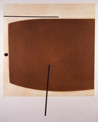 Brown Image Two, 1978