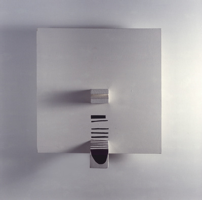 Projective image in White, Black and Umber, 1971