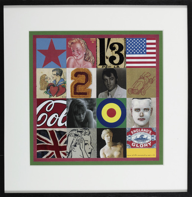 Some of the Sources of Pop-Art - 2, c. 2007