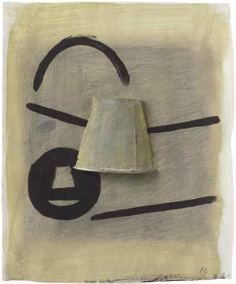 Grey Lampshade, 1987