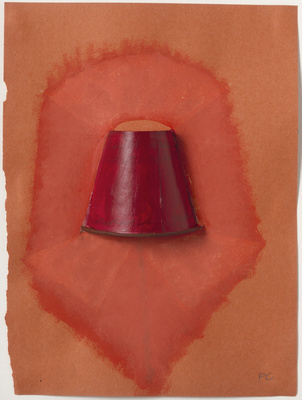 Red Lampshade, 1987