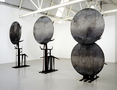 Untitled, 2006 By Roger Hiorns