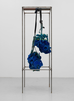 Untitled, 2009 By Roger Hiorns