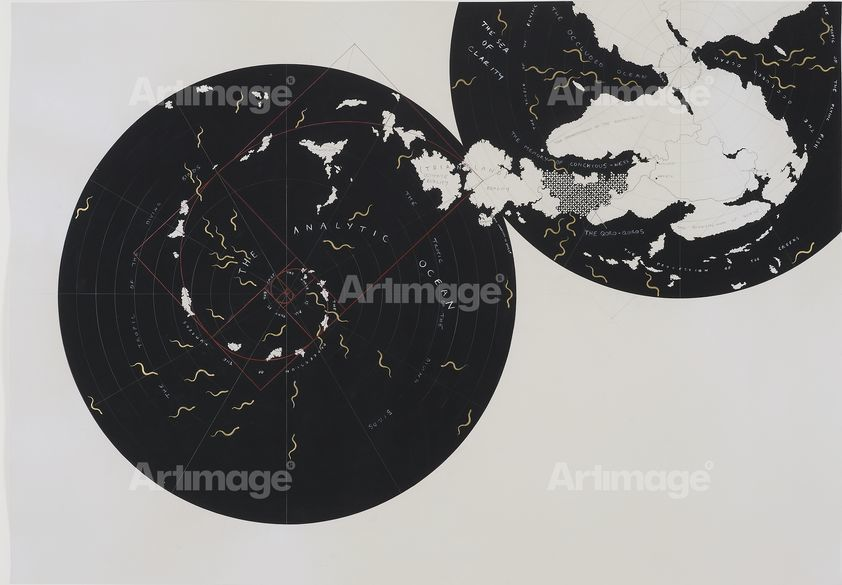 Untitled (Map), 2011