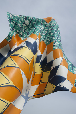 Wind Sculpture II, 2013 (Royal Museums Greenwich)  By Yinka Shonibare MBE
