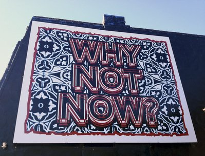 Why not now, 2012