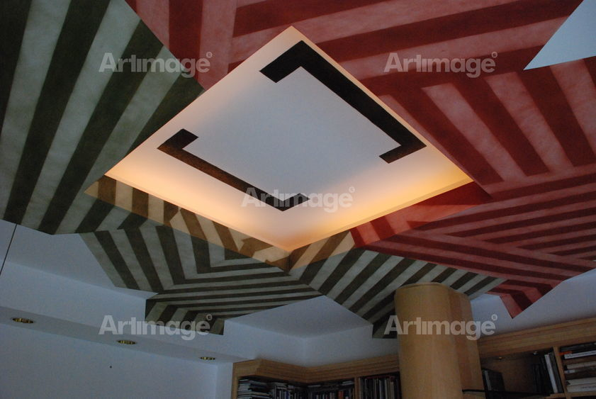 Ceiling, Private House, Rome, 2008