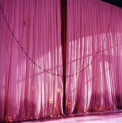 Glyndebourne (Curtain), 2008