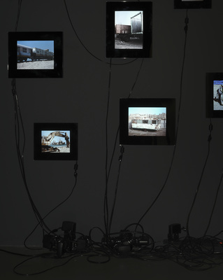 Decline of a Journey I, 2009 (View of the exhibition '10 pri...