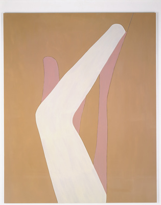 American Tan IV (Gloss), 2006-07 By Gary Hume