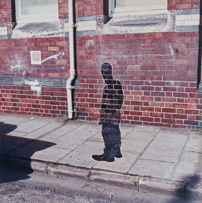 Portrait of the artist as a shadow of his former self 1969-7... By Keith Arnatt