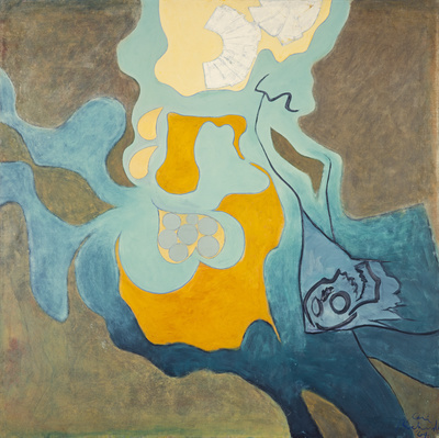 Cycle of Nature, Arabesque I, 1964