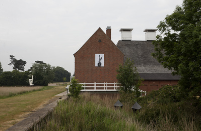 Nature's Way at 'SNAP', Snape Maltings, Suffolk, 2011