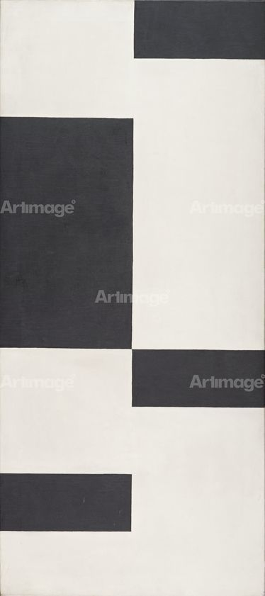 Orthogonal Composition, 1953-54