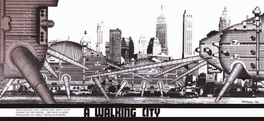 Cities: Moving New York, 1964