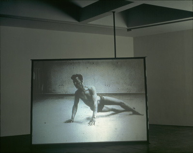 10 MS-¹, 1994 By Douglas Gordon