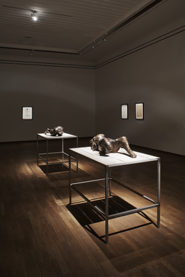 'Tracey Emin | Egon Schiele: Where I Want to Go' at the Leop... By Tracey Emin