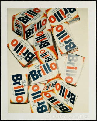 Brillo boxes, 1979