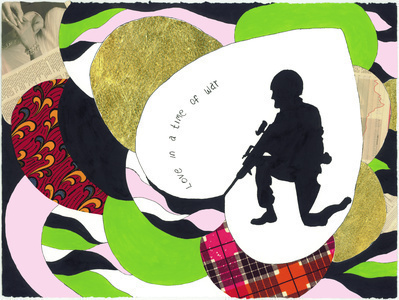 Love in a Time of War 3, 2015 By Yinka Shonibare CBE
