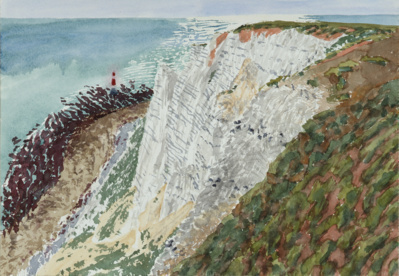 Beachy Head, 12th September 1992