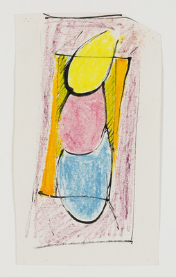 Untitlted (Study 1), c. 1970