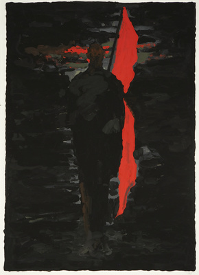 Red/Night, 1988