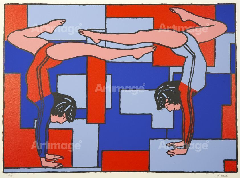 Gymnastics (From the NFL sports series), 2002