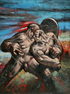 By Peter Howson