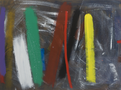 Scorpio Series No.3, 1995 By Wilhelmina Barns-Graham
