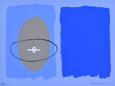 Homage to Johnny, 2002 By Wilhelmina Barns-Graham