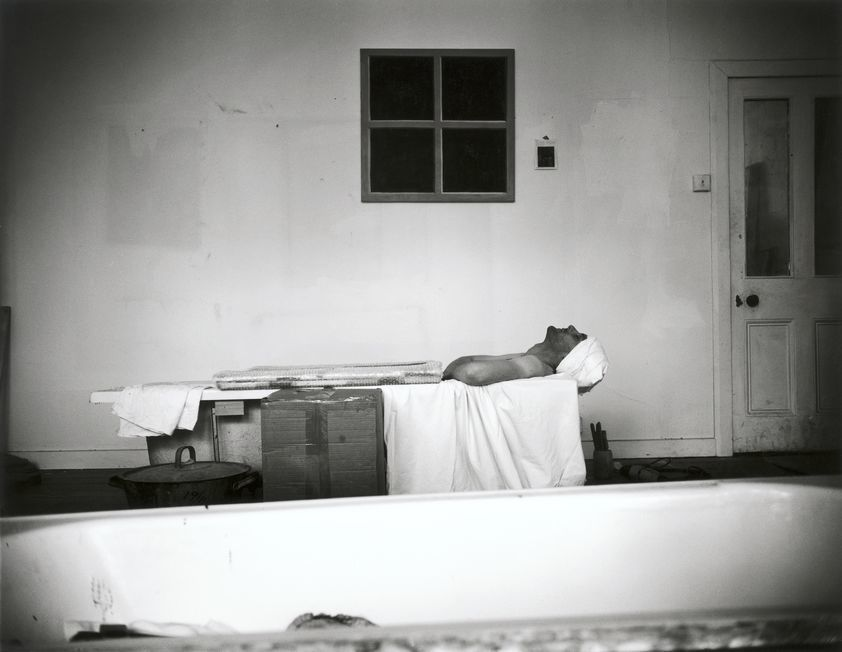Gavin Turk, Death of Marat, London 1998