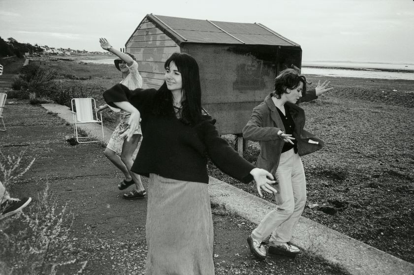 Tracey Emin, Gillian Wearing and Georgina Starr, Whitstable, 1996