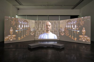 For you, only you – installation view, 2007