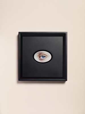 Eye portrait (M.S.), 2012