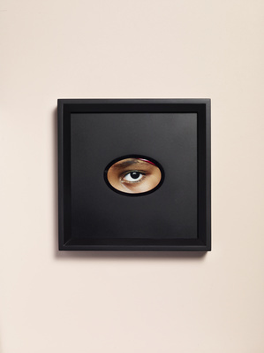 Eye portrait (S.H.), 2012