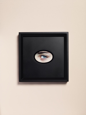 Eye portrait (B.T.), 2012