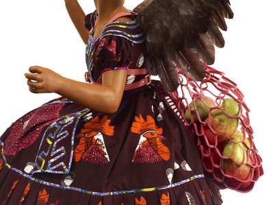 Food Faerie, 2011 By Yinka Shonibare CBE