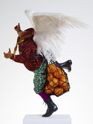 Food Faerie, 2010 By Yinka Shonibare CBE