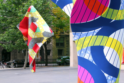 Wind Sculpture V, 2013 (Museum of Contemporary Art Chicago)