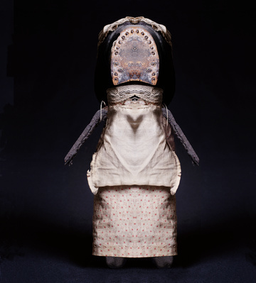 The Shoe Doll (ii), 2004