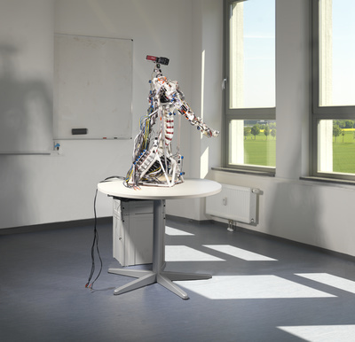 Robotic Torso, Munich, 2011