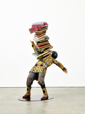 Boy Balancing Knowledge, 2015