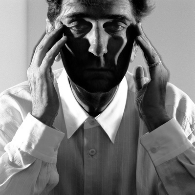 Harry Dean Stanton, Actor, Paris, 1990