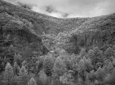 El barranco de la Hoz 28, Spain, 2014