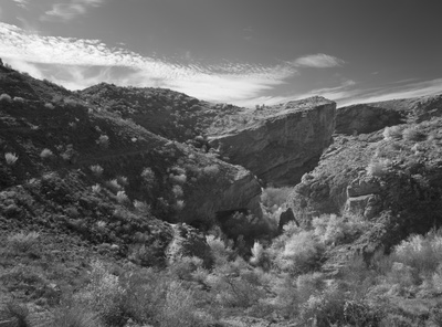El Barranco de Río Dulce 17, Spain, 2014 By John Davies
