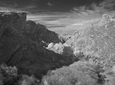 El Barranco de Río Dulce 18, Spain, 2014 By John Davies